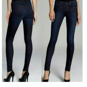 Joe's Jeans Women's Dark Wash Cigarette Jeans 26